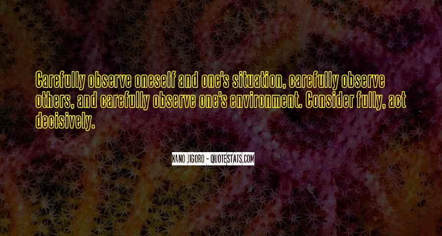 Decisively Quotes #1510878