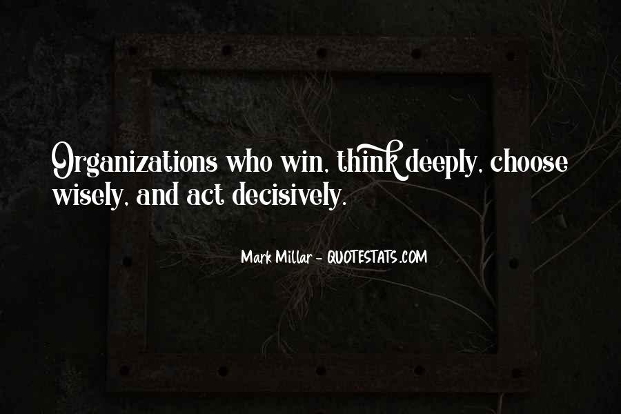 Decisively Quotes #556205