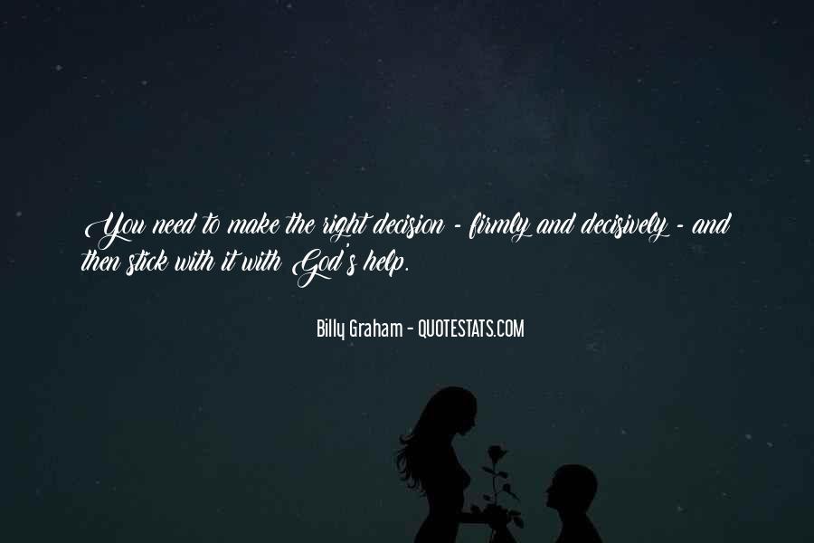 Decisively Quotes #854569