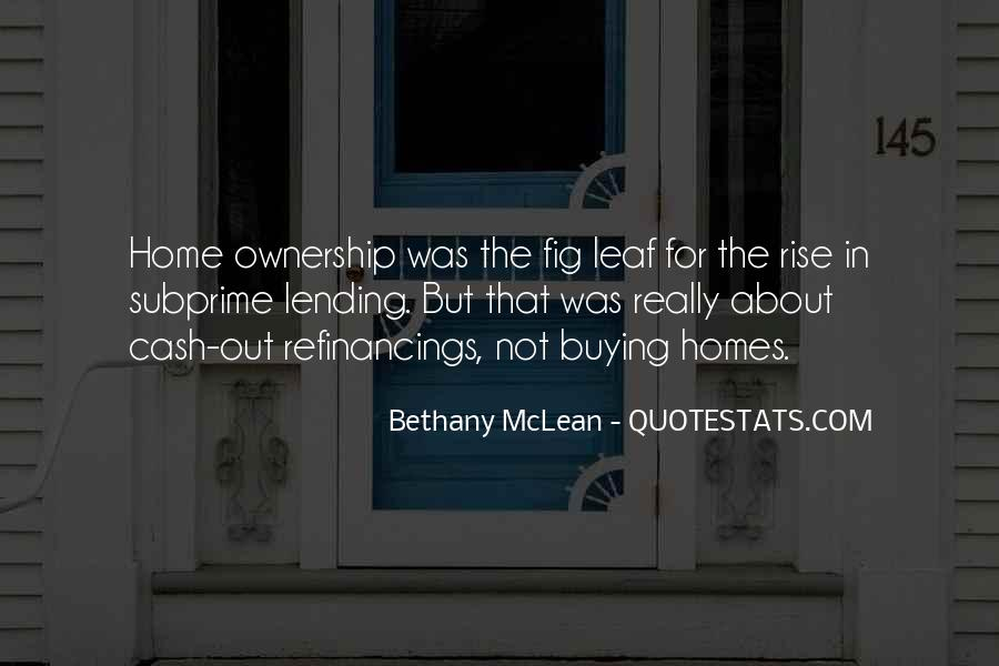 Quotes About Home Buying #162686