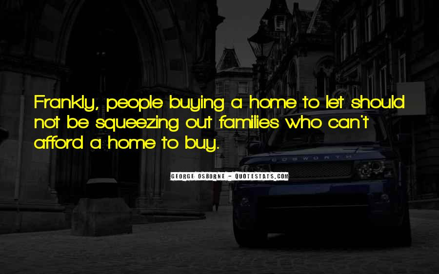 Quotes About Home Buying #584713