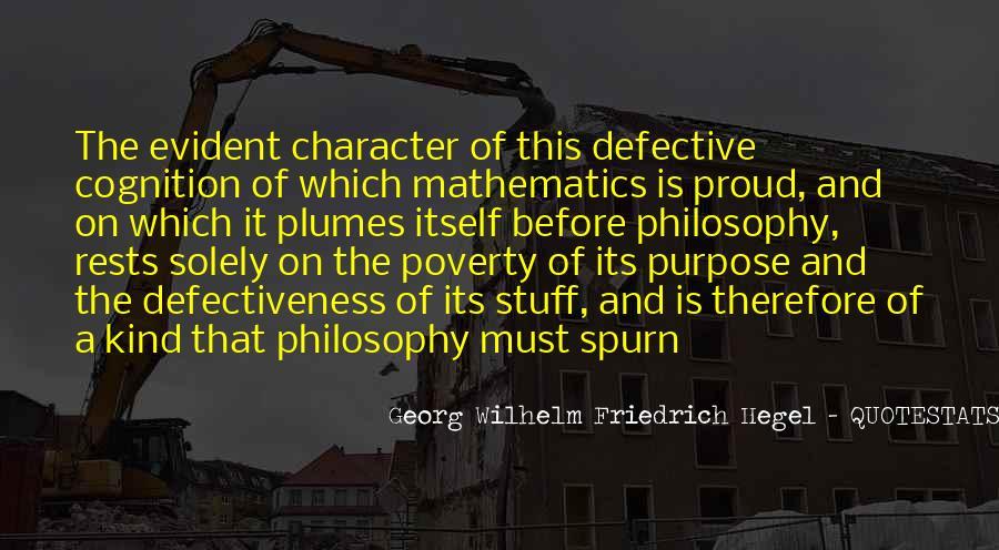 Defectiveness Quotes #1500261