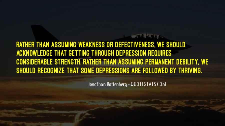 Defectiveness Quotes #446667