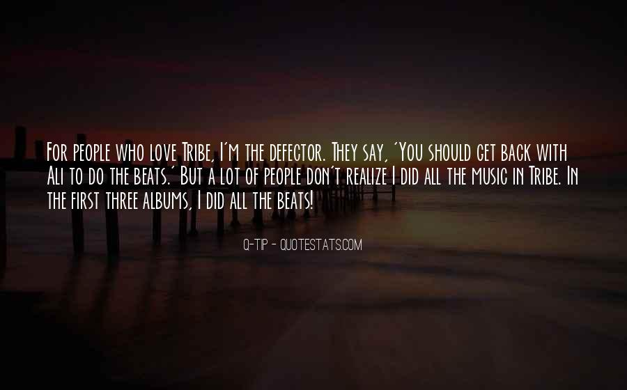 Defector Quotes #508068