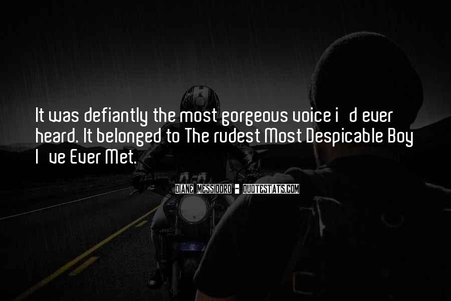 Defiantly Quotes #105957