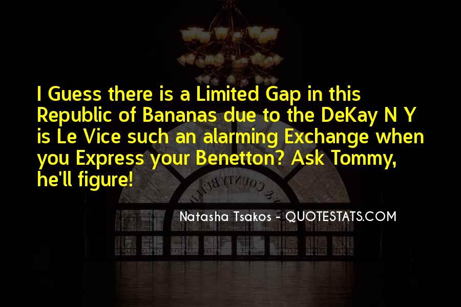 Dekay Quotes #1248892