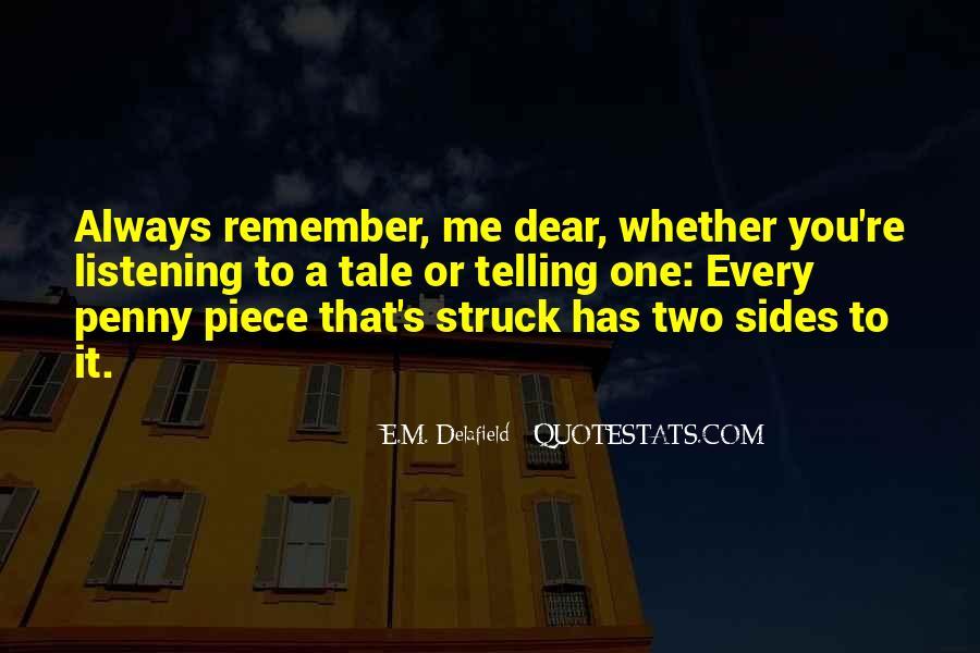 Delafield Quotes #1403411