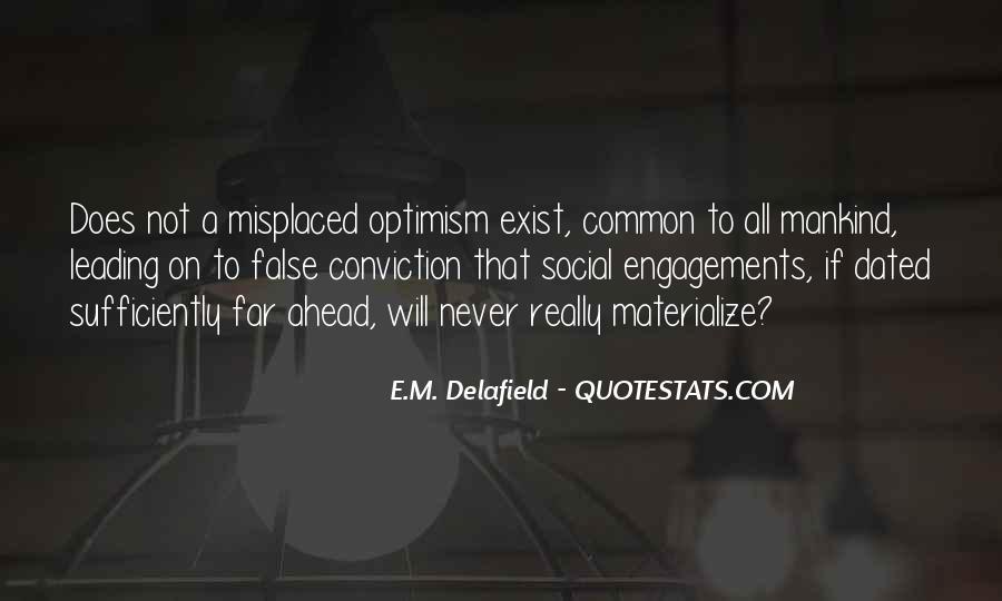 Delafield Quotes #1457736