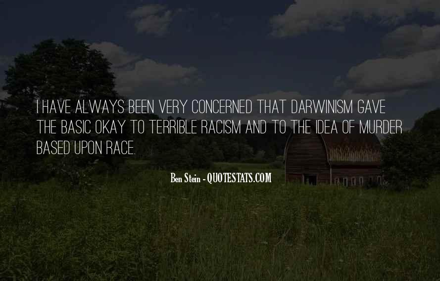 Quotes About Race And Racism #1395669