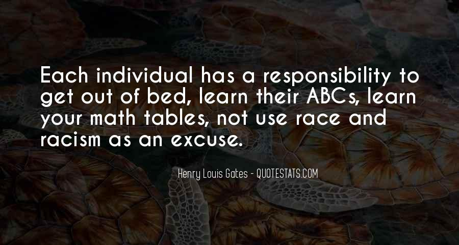 Quotes About Race And Racism #424609