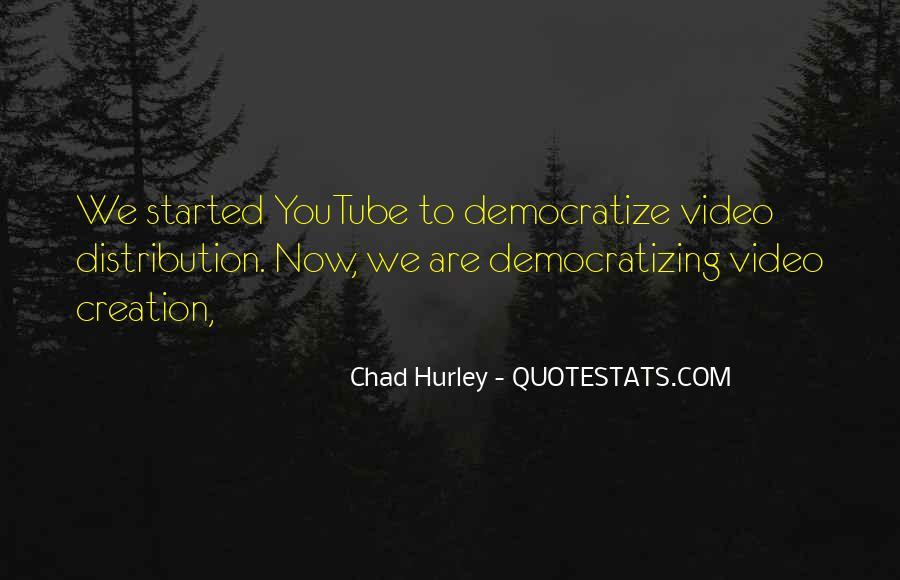 Democratizing Quotes #1550237