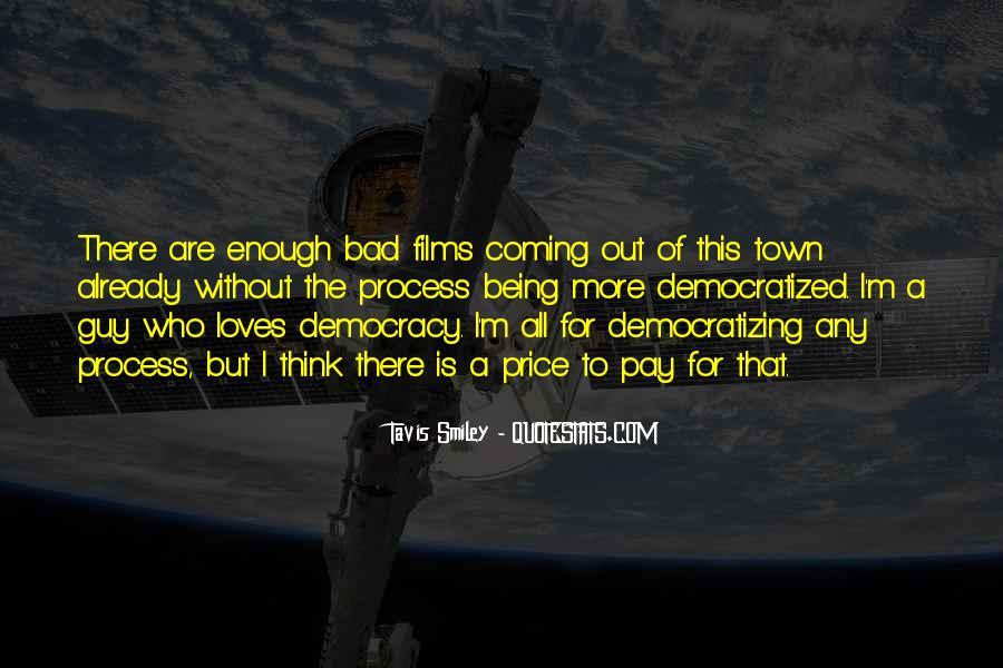 Democratizing Quotes #1666717