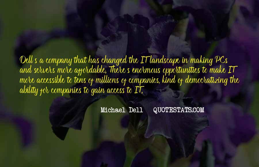 Democratizing Quotes #498573