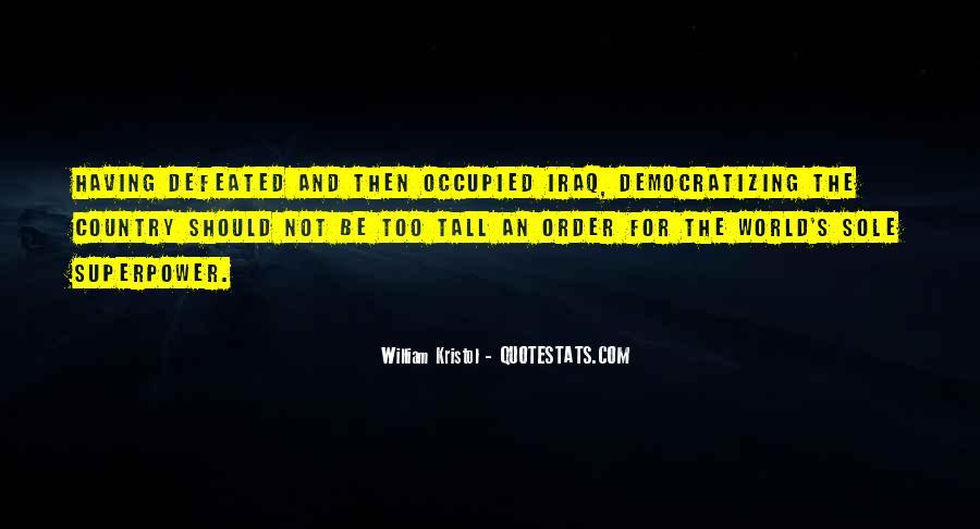 Democratizing Quotes #620735