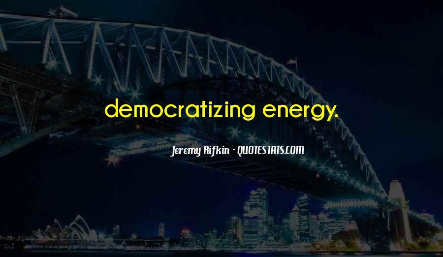 Democratizing Quotes #836747