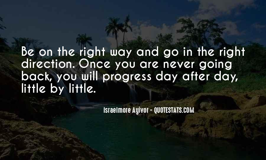 Quotes About Going For Success #1114215