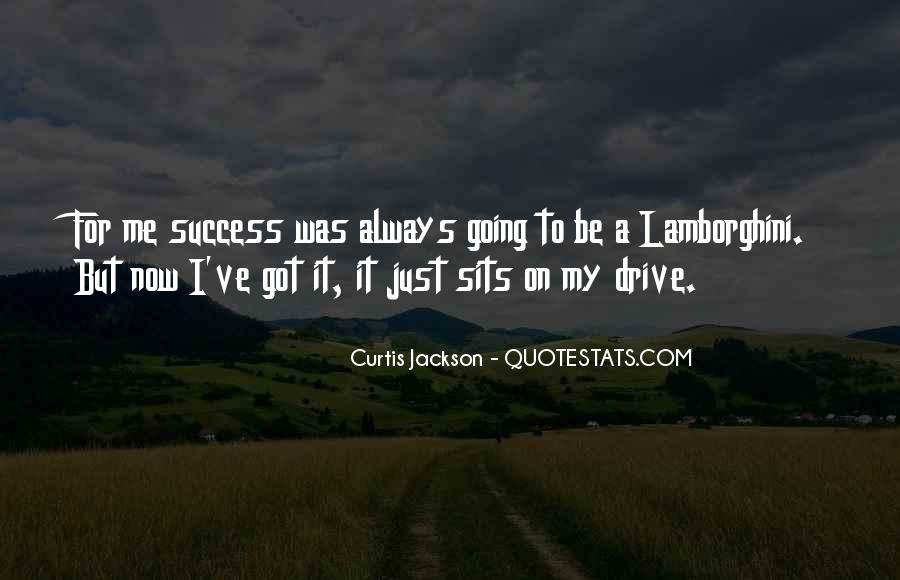 Quotes About Going For Success #1133285