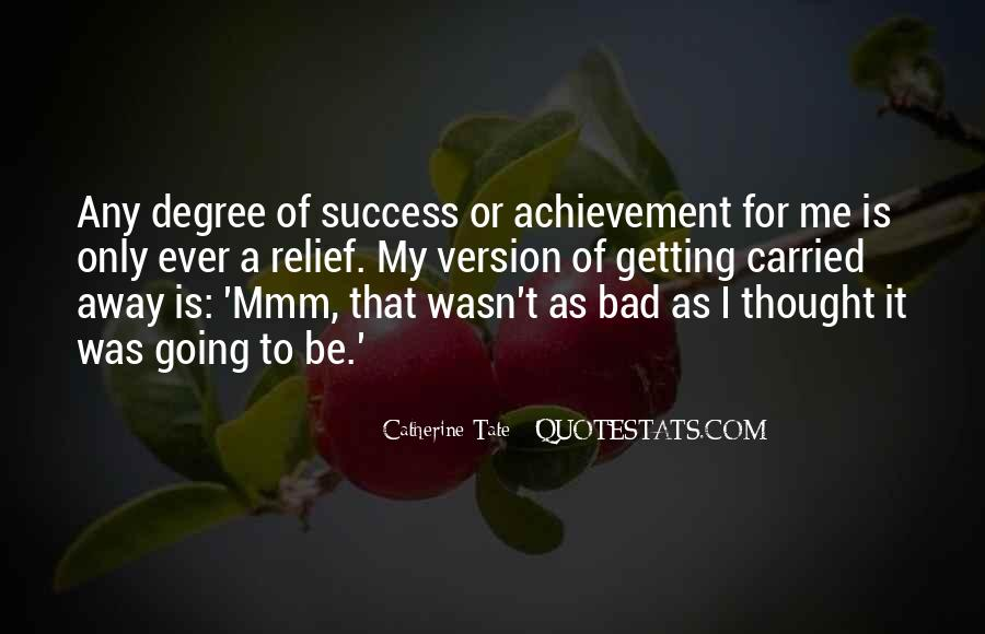 Quotes About Going For Success #1175923
