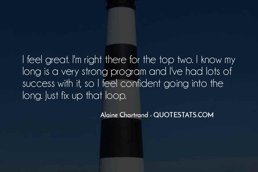 Quotes About Going For Success #125091