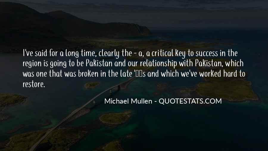 Quotes About Going For Success #1707911