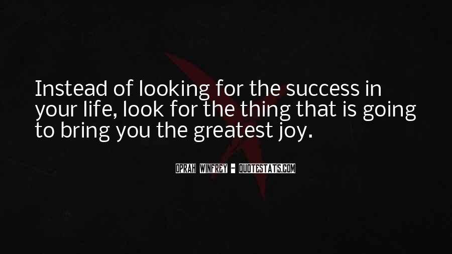 Quotes About Going For Success #249285