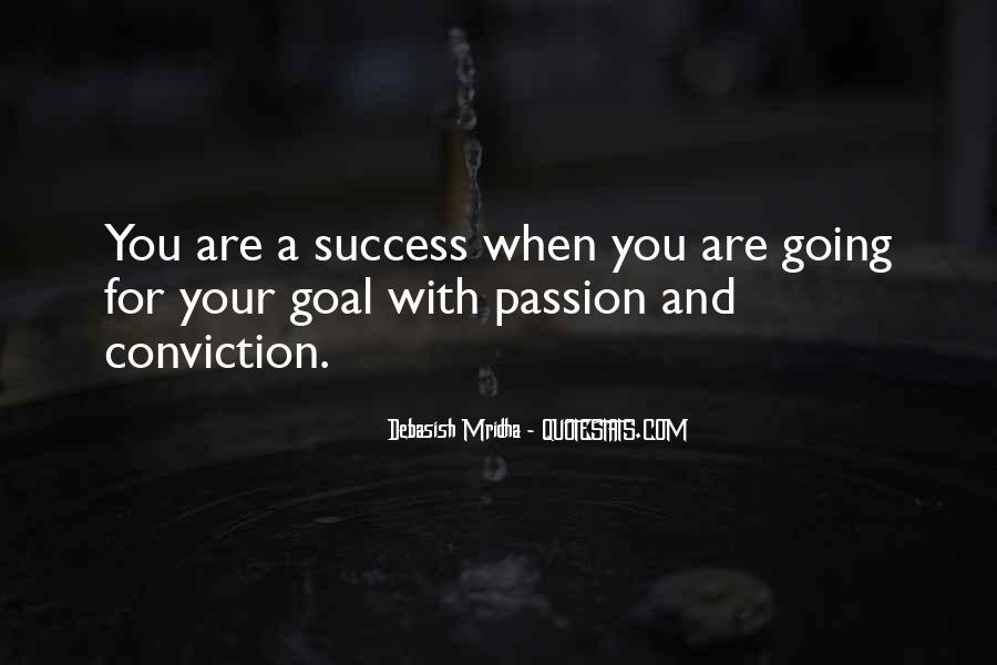 Quotes About Going For Success #324277