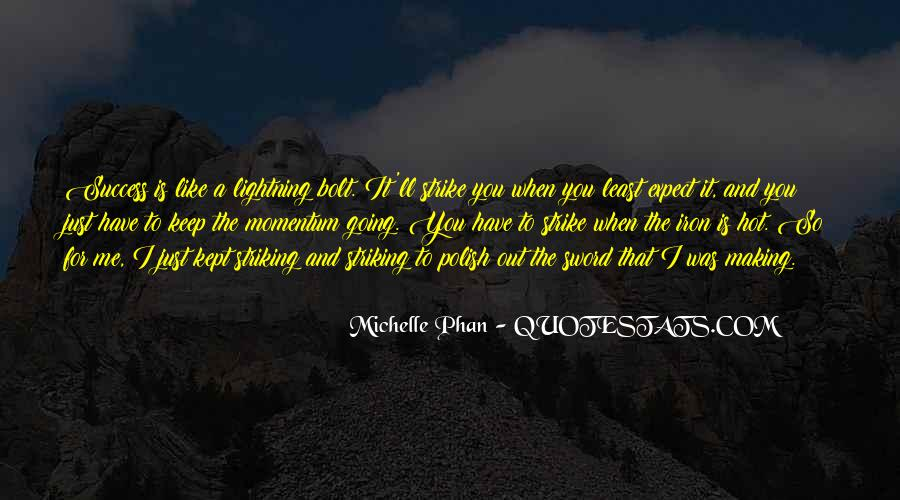 Quotes About Going For Success #42468