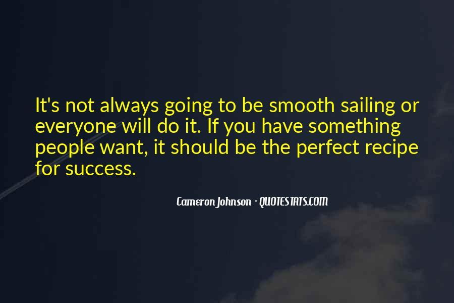 Quotes About Going For Success #621884