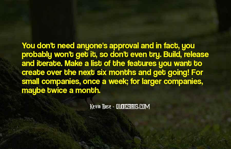 Quotes About Going For Success #983686