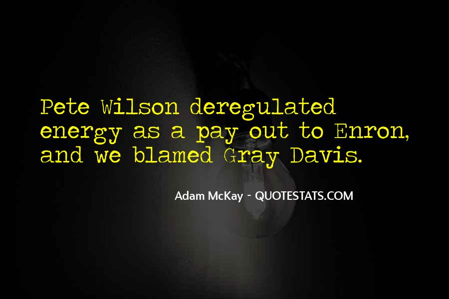 Deregulated Quotes #1072957