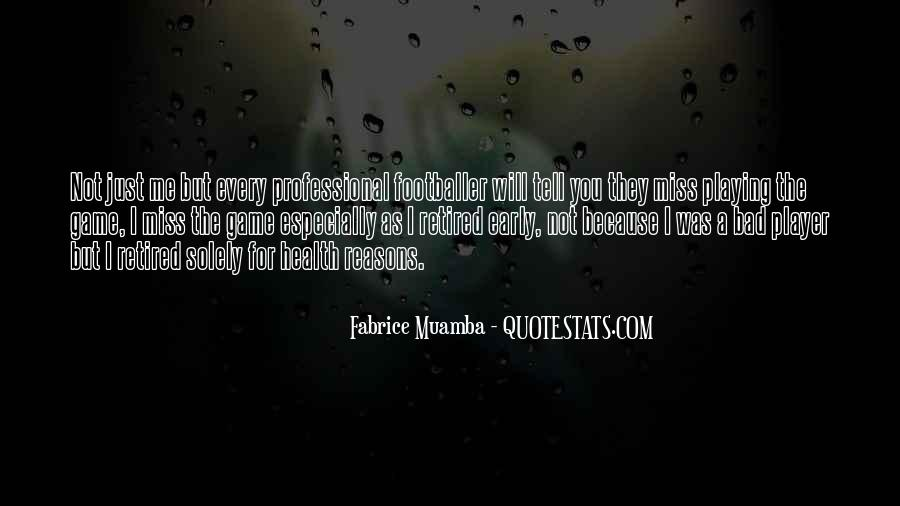 Quotes About Someone Playing Games With You #51290
