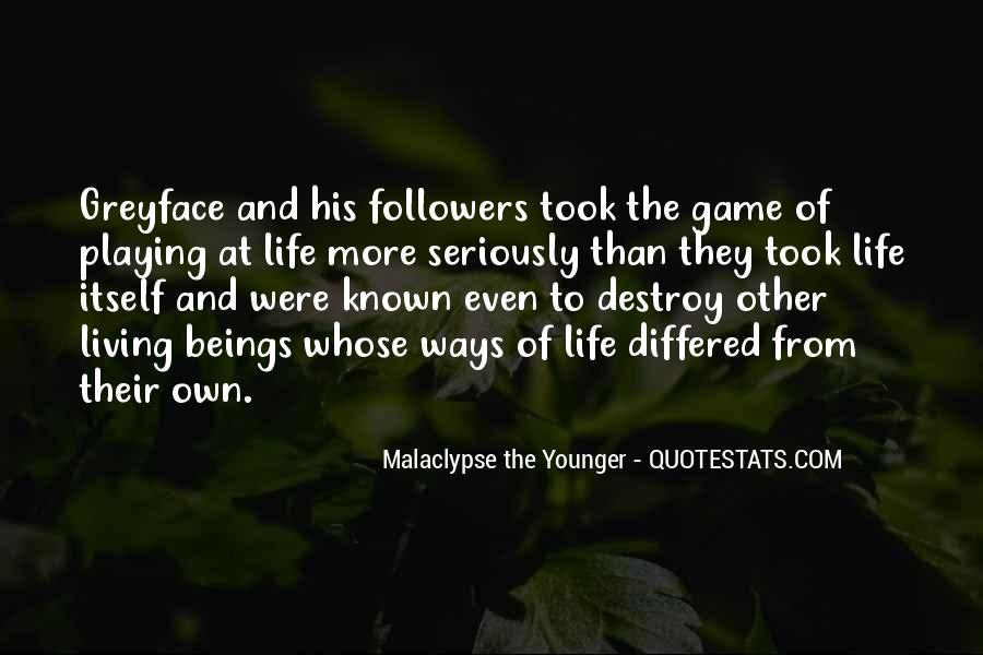 Quotes About Someone Playing Games With You #64464