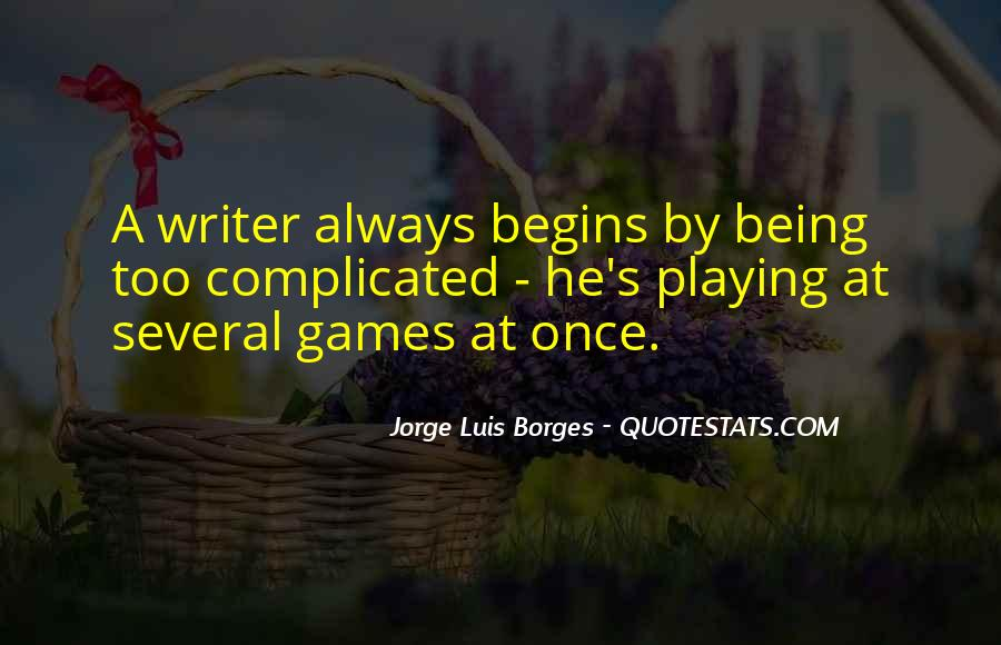 Quotes About Someone Playing Games With You #87443