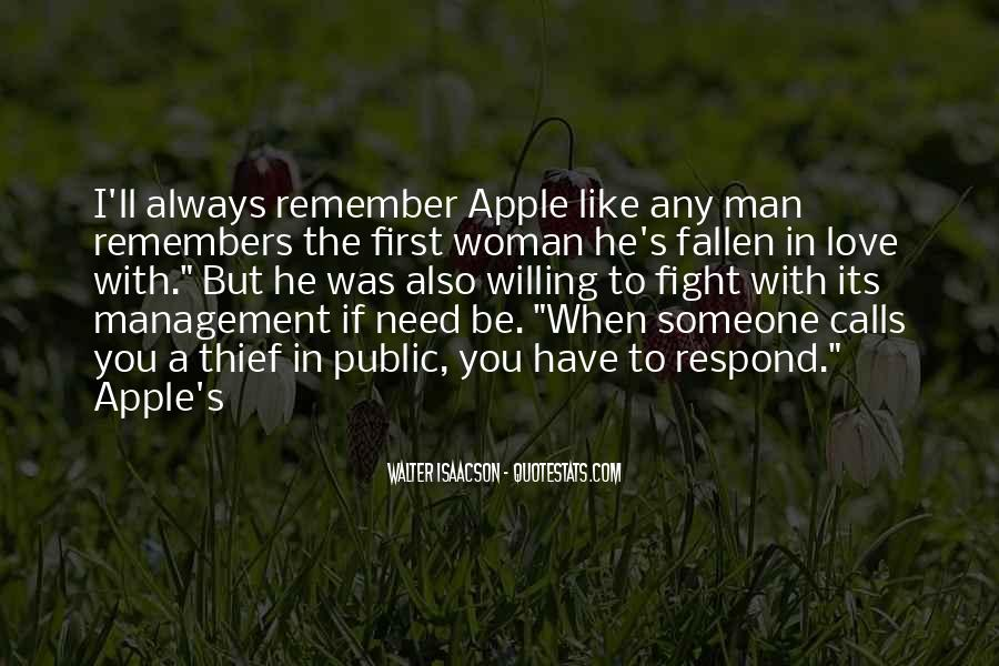 Quotes About I'll Always Remember You #1584497