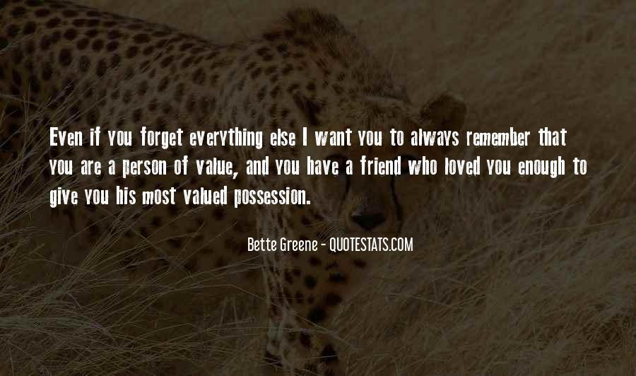 Quotes About I'll Always Remember You #21923
