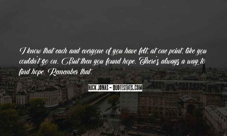 Quotes About I'll Always Remember You #334819