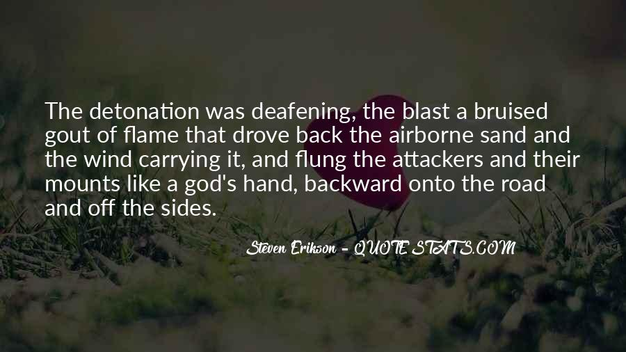 Detonation Quotes #1728471