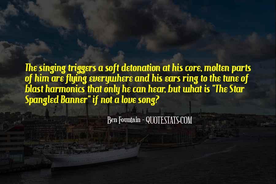 Detonation Quotes #947636