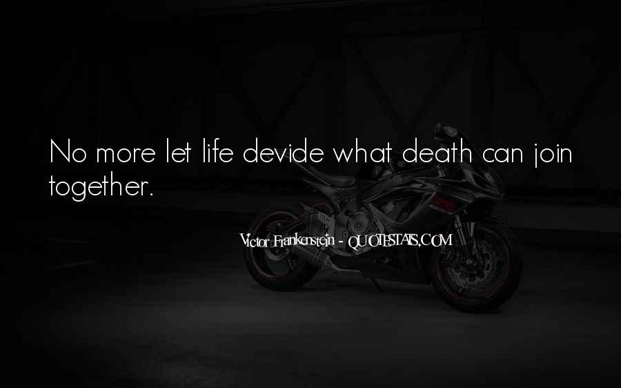 Devide Quotes #511065