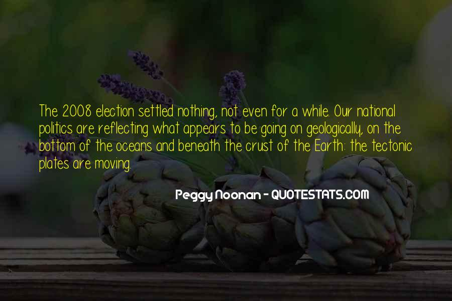 Quotes About Tectonic Plates #694962