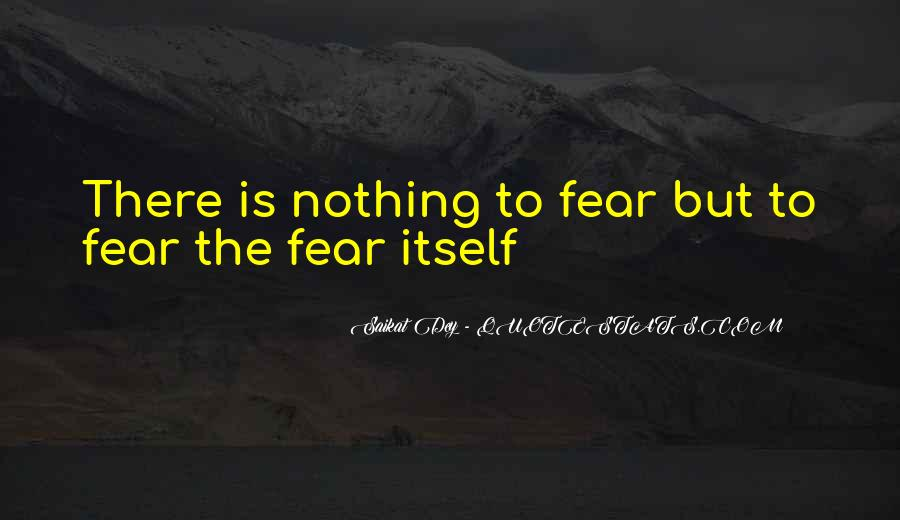 Dey's Quotes #1543623