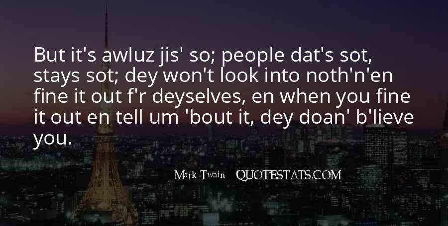 Dey's Quotes #1556170