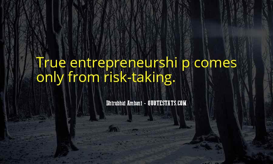 Dhirubhai Quotes #1188736