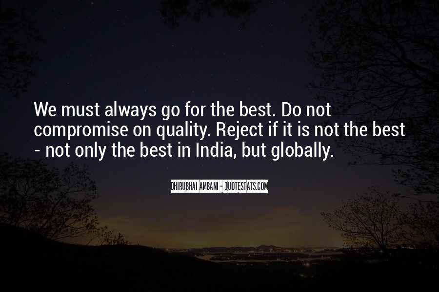 Dhirubhai Quotes #124275