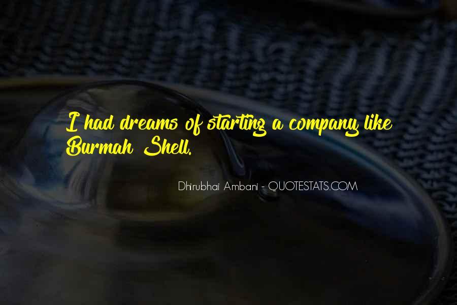 Dhirubhai Quotes #1323600