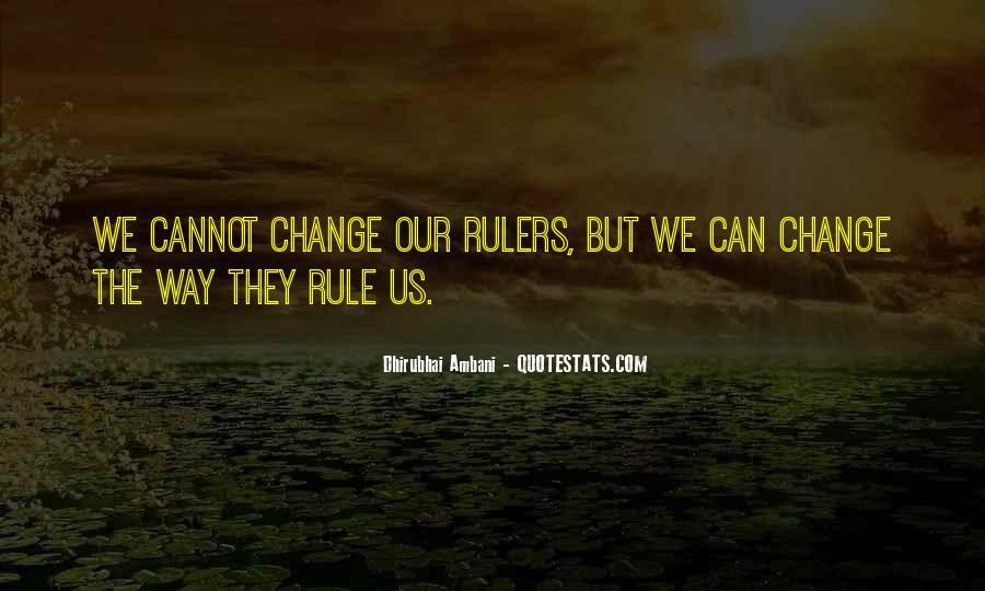 Dhirubhai Quotes #1425438