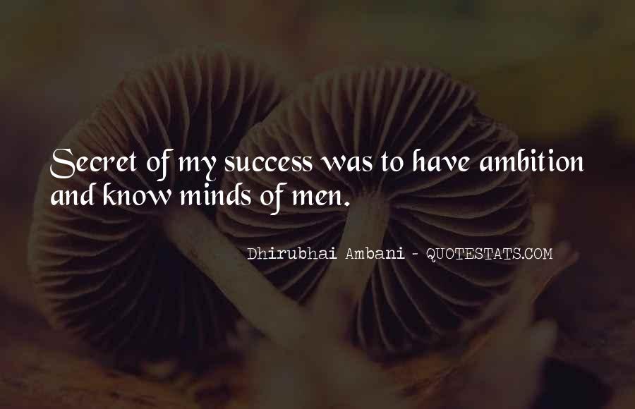 Dhirubhai Quotes #1524287