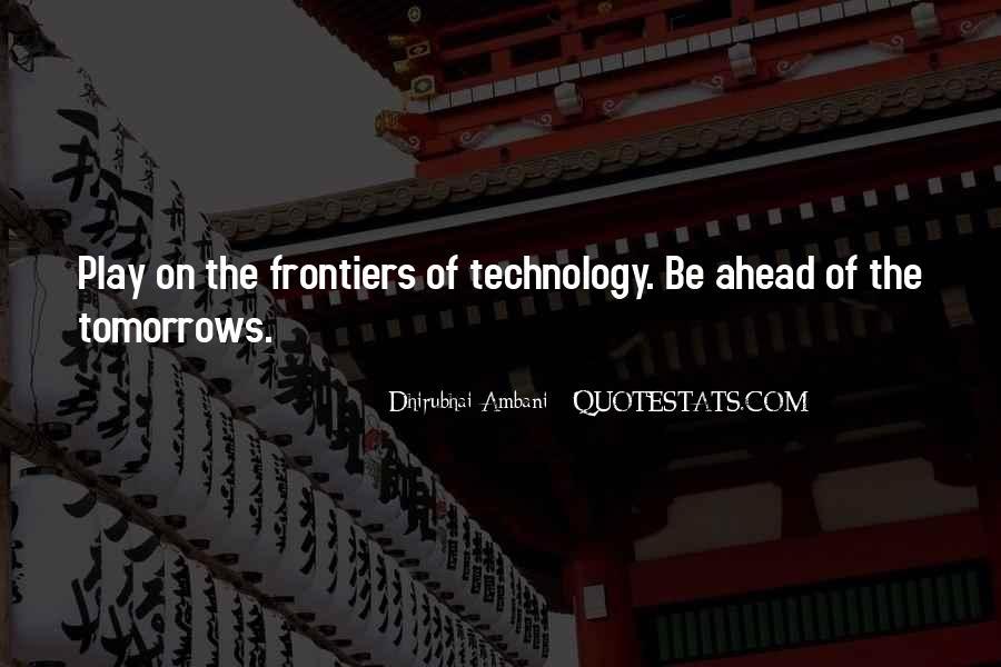 Dhirubhai Quotes #1608115