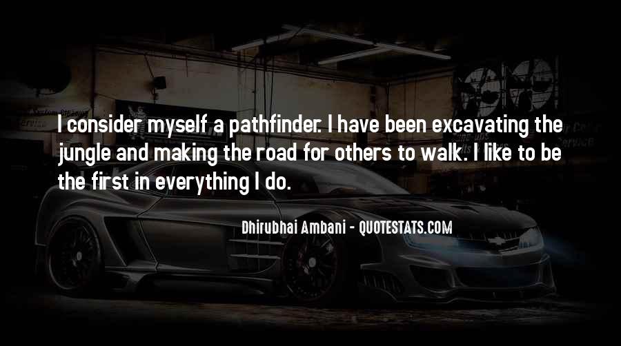 Dhirubhai Quotes #1741453