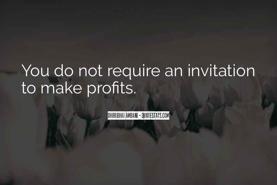 Dhirubhai Quotes #406377